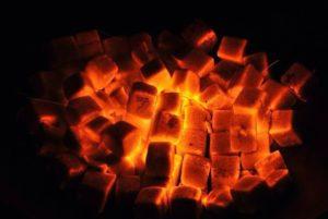 Выбираем уголь для кальяна по температуре