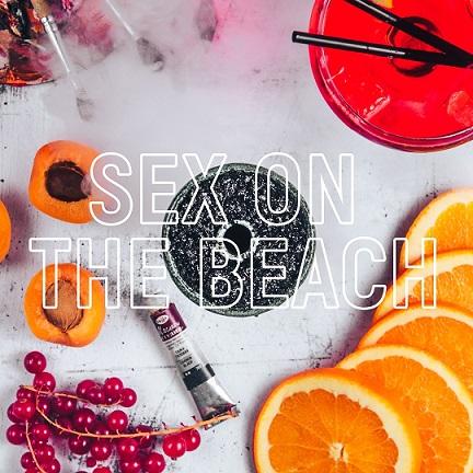 Табак для кальяна Dali - секс на пляже