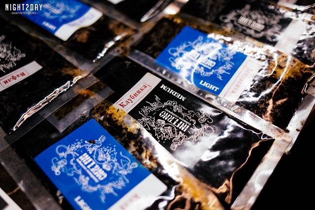 Табак для кальяна Inferno - цена