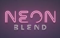 Neon - табак для кальяна на чайном листе