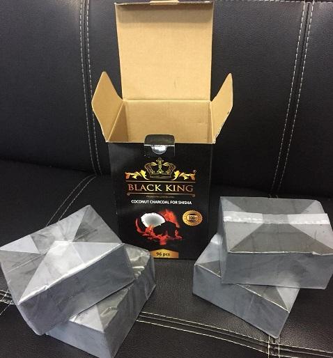 Уголь Black King - упаковка