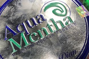 Табак для кальяна Aqua Mentha