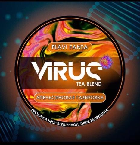 Virus - смесь для кальяна